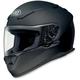 RF-1100 Matte Black Helmet