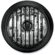 Black Ops 5 3/4 in. Grill Visions Headlight - 02072004GRLSMB