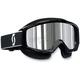 Tyrant Snowcross Goggles w/ Thermal Silver Chrome Lens - 227389-0001015
