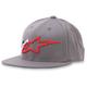Charcoal Longo Hat