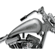 One-Piece Smooth-Top Extended Gas Tank with Single Screw-In Cap - DS-390071