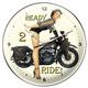 Ready 2 Ride Wall Clock - 63418