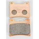 Sintered Metal Brake Pads - VD236JL