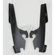 Black No-Tool Trigger-Lock Plate Only Kit to Change from Sportshield to Fats/Slims or Batwing - MEB8877