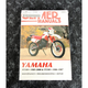 Yamaha Repair Manual - M480-3