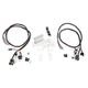 Chrome L.E.D. Handlebar Switch Wiring Kit - 12021