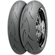 Front Conti Attack SM 120/70HR-17 Blackwall Tire - 02441130000