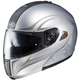 Silver IS-Max BT Modular Helmet