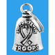 Support Our Troops Guardian Bell - BEA1033