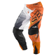 White/Orange 360 KTM Pants