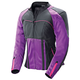 Womens Purple/Black Radar Jacket