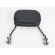 Mini Steel Backrest w/Standard Pad - 32-0005-01
