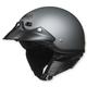 St-Cruz Matte Deep Gray Helmet