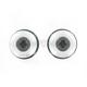 Silver 8mm D Axis Spools - DXS-8-SL
