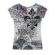Womens Fleur De Lis T-Shirt