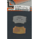 Sintered Metal Brake Pads - 1721-0839