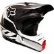 Matte Black/White V3 Fathom Helmet