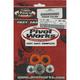 Rear Shock Bearing Kit - PWSHK-Y02-008
