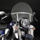 15.2 in. Chopped Switchblade Windshield - N21409