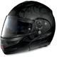 Flat Black N103 N-Com Shade Modular Helmet