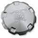 Clear Anodized Joker Gas Cap - 10-441S
