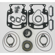 2 Cylinder Complete Engine Gasket Set - 711180