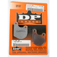 Sintered Brake Pads - DP907