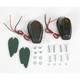 Flush Mount Marker Lights - Dual Filament - 25-8021