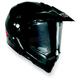 Titanium AX-8 Dual Sport Helmet
