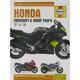 Motorcycle Repair Manual - 1730