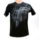 Boys Black Linex T-Shirt