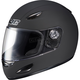 Youth CS-Y Matte Black Helmet