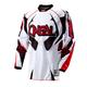 White/Red Hardwear Racewear Jersey
