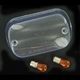 Clear Taillight Lens - TL-0313