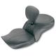 Vintage Sport Touring Seat w/Driver Backrest - 79335