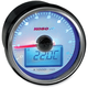 GP-Style Universal Tachometer w/Temperature Gauge - BA551B23