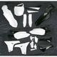 OEM 11 White Full Replacement Plastic Kit - 2198022884