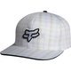White Gamma Flex-Fit Hat