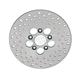 Stainless Steel Brake Rotor, Standard - R47004