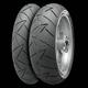Front Conti Road Attack 2 110/70ZR-17 Blackwall Tire - 02440520000