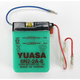 Conventional 6-Volt Battery - 6N2-2A-8