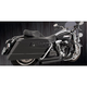 Black Ceramic Declaration Turn-Out Exhaust System - HD00051