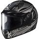 Black/Dark Silver/Silver IS-16 Ramper Helmet