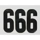 6 in. #6 Pros III - NIII-6B