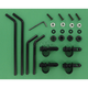 Windshield Hardware Kit - 2317-0068