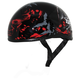 Immortal Gloss Nano Old School Half Helmet