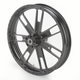 21 in. x 3.5 in. Slam One-Piece Black Ops Aluminum Wheel - 12047106RSLMSMB
