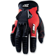 Red Reactor Gloves