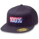 Flat Bill Flex-Fit Hat