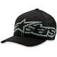 Black Disipate Hat